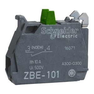 ZBE101 ADDITIONNAL CONTACT IN/O