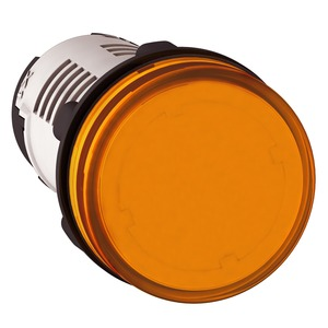 XB7EV08GP PILOT LIGHT LED AMBER 120V AC
