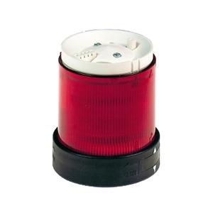 XVBC4B4 RED FLASHING BANK 24VACDC