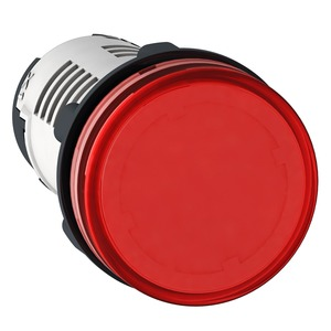XB7EV04BP LED RED PILOT LIGHT 24V