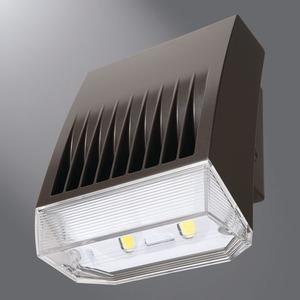 XTOR8BRL 81W LED WALLPACK 5000K NCUTOFF