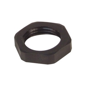 "CI-1704PL 1/2"" LOCKNUT NYLON"
